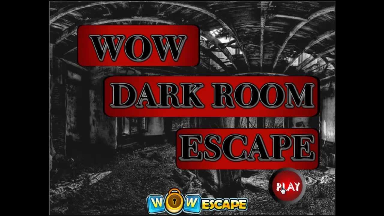 Dark Room Escape Game Walkthrough