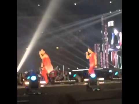 141025 Korean Music Wave In Beijing- #인피니트 Myungsoo Focus video