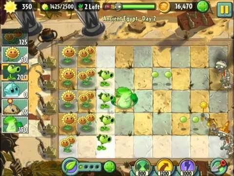 Misc Computer Games - Plants Vs Zombies 2 - Wild West Theme