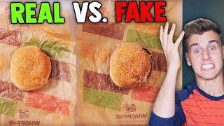 Real Vs. Fake Challenge