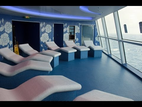 Concierge Class Cabin On Celebrity Millennium Cruise Ship