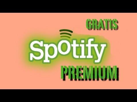 Spotify Premium GRATIS 2015