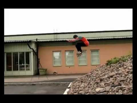 Albert Nyberg - One Amazing Skater