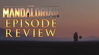 The Mandalorian Chapter 2 - The Child Episode Review