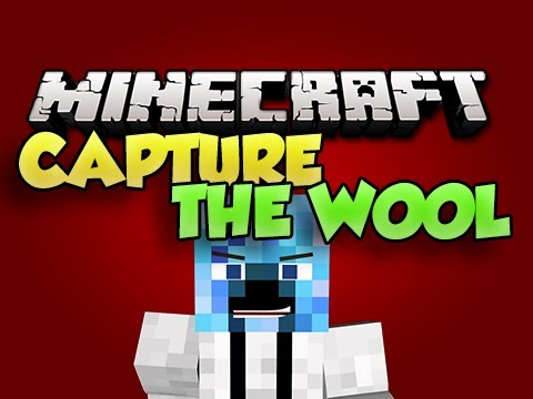 Minecraft: CAPTURE THE WOOL! #2 w/ NoahCraftFTW, BrenyBeast & MCFinest