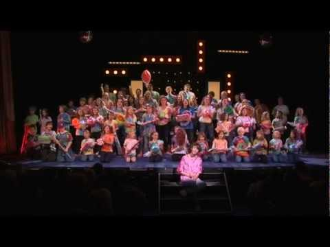 Community School of Naples ~ Musical Production of Showtime 2012 Highlights