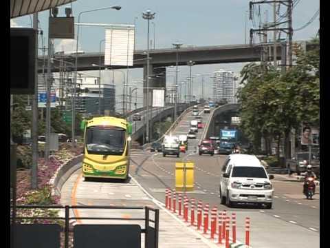 สารคดีสั้นประชาสัมพันธ์ รถโดยสารด่วนพิเศษ BRT ตอนที่1