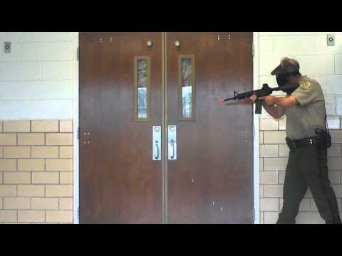 Active Shooter Drill at Happy Valley High School