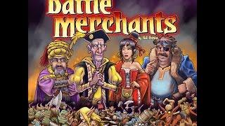 Roll & Move Reviews: Battle Merchants!