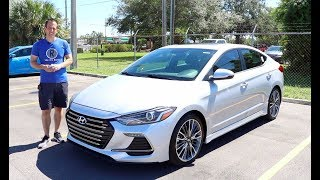 Is the  2018 Hyundai Elantra Sport a performance BARGAIN or BUST? - Raiti's Rides