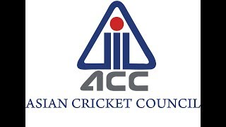 ACC Mens Western Region T20 Tournament Qatar vs Bahrain