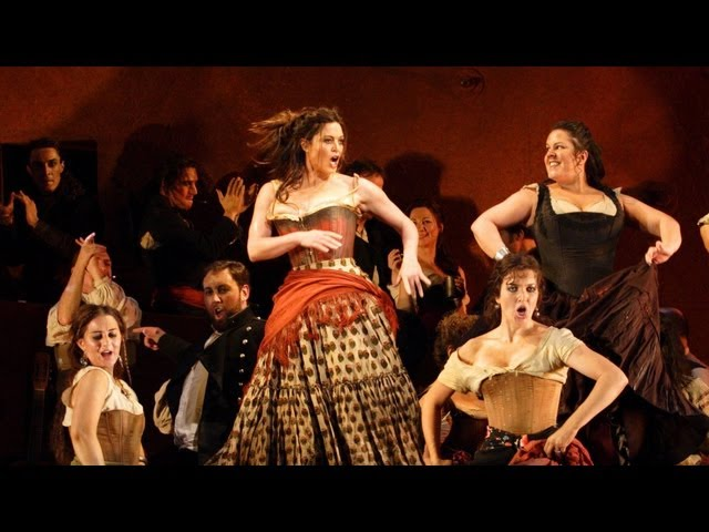 Carmen (Bizet) The Royal Opera
