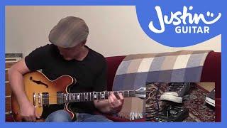 How To Use A Looper Pedal - Guitar Lesson Tutorial - JustinGuitar [QA-004]