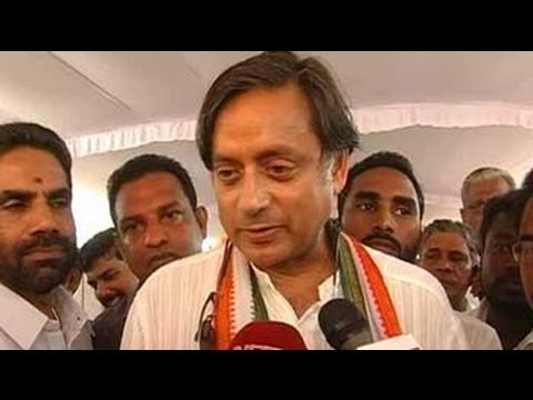 Shashi Tharoor Confronts Attacks By Rivals On Wife Sunanda's Death video