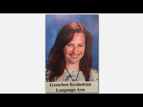 47 yr middle grade teacher Gretchen Krohnfeldt kills...