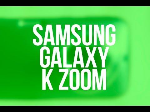 Samsung Galaxy K Zoom - wideo test i recenzja telefonu   techManiaK.pl