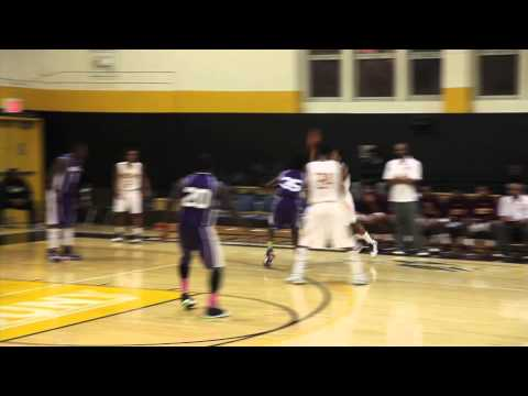 PSAL - Medgar Evers Prep vs Brooklyn College Academy - HIGHLIGHTS