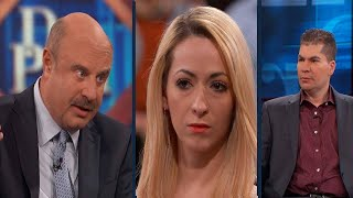 Dr. Phil To Guest: 'You Should Not Be Alone With This Man'