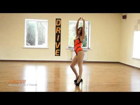 Go go (клубные танцы)  - Девичник в ШТ Драйв - 12.07.2015