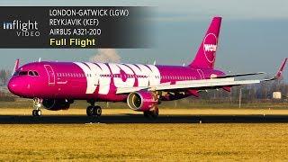 download lagu Wow Air Full Flight  London To Reykjavik  gratis