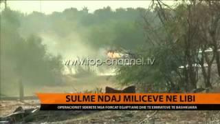 SHBA:Jo ndërhyrje të jashtme në Libi - Top Channel Albania - News - Lajme