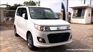 Maruti Suzuki Wagon R VXi+ (O) Auto GearShift 2018 | Real-life review