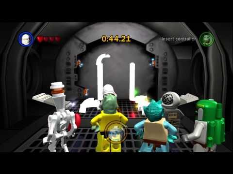 Xbox 360 Longplay [124] Lego Star Wars The Complete Saga (A) (Part 21 of 27)