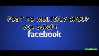 download lagu Auto Post Status To All Facebook Group With Script gratis