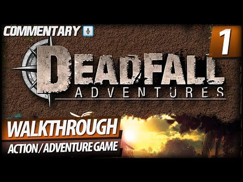 Deadfall Adventures Walkthrough HD - PART 1 Nathan Drake Wannabe vs Nazi Scum (Commentary)