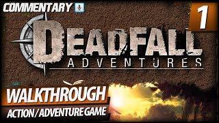 Game | Deadfall Adventures Walkthrough HD PART 1 Nathan Drake Wannabe vs Nazi Scum Commentary | Deadfall Adventures Walkthrough HD PART 1 Nathan Drake Wannabe vs Nazi Scum Commentary