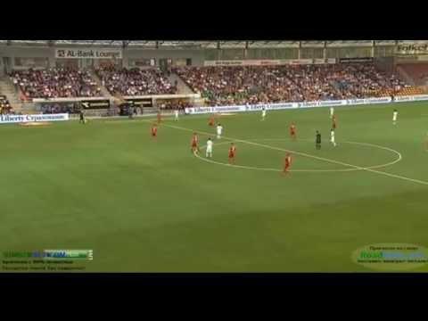 Alexander Kerzhakov Goal: FC Nordsjælland vs Zenit St. Petersburg (0-1) [30.07.13]