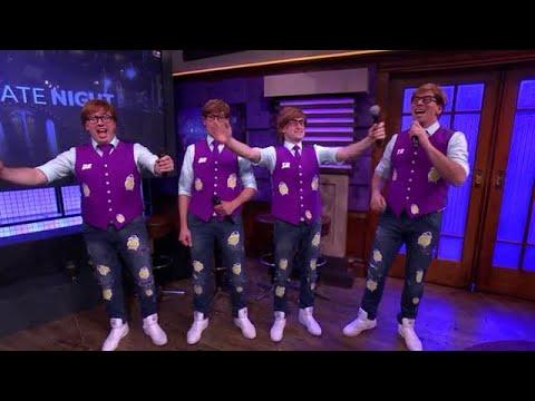 Gebroeders Rossig - Hallo Allemaal - RTL LATE NIGHT