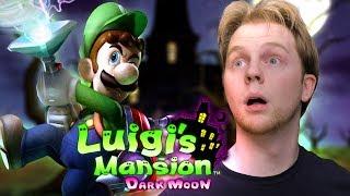 Luigi's Mansion: Dark Moon - Nitro Rad