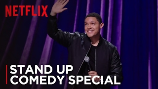 Trevor Noah: ​Afraid of the Dark | Official Trailer [HD] | Netflix