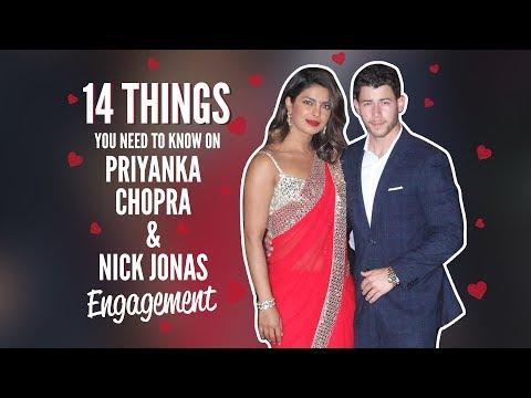 Priyanka Chopra-Nick Jonas engagement : 14 things you need to know | PInkvilla | Bollywood thumbnail