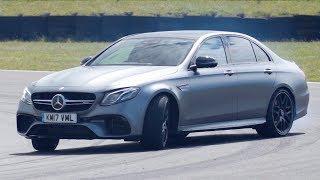 Mercedes-AMG E63 S | Chris Harris Drives | Top Gear