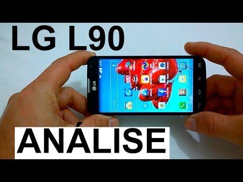 LG L90 Dual - Análise do Aparelho [Review Brasil]