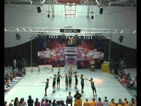Crazy Kicks - Norddeutsche Meisterschaft 2011