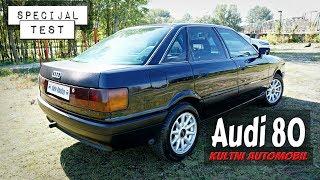 Specijal test: Audi 80 (B3) - ''Jaje'' koje su svi hteli!