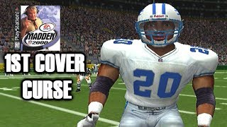My TRUTH of the Barry Sanders Madden cover curse