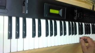 Akele Hain Chale Aao Organ/keyboard Music Play
