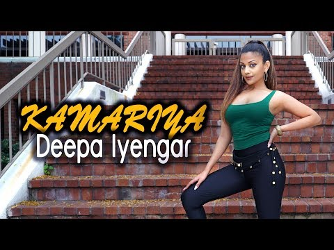 KAMARIYA - STREE | Nora Fatehi | Deepa Iyengar - Bollywood Dance Choreography