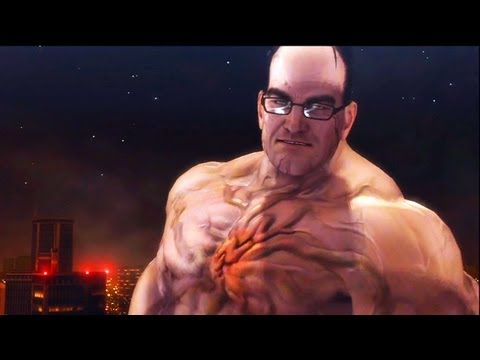 Sam Vs Senador Armstrong: DLC Jetstream (Metal Gear Rising Revengeance)