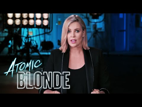 Atomic Blonde - Fight Like a Girl [HD]