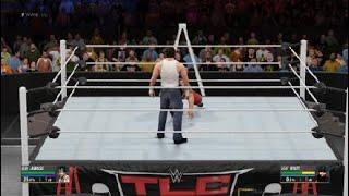 WWE 2K16 Bray
