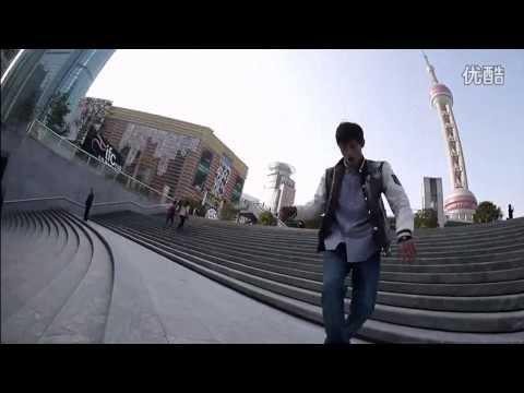 Caster Evolution (Shanghai, China) Bboy TRAILER 2012