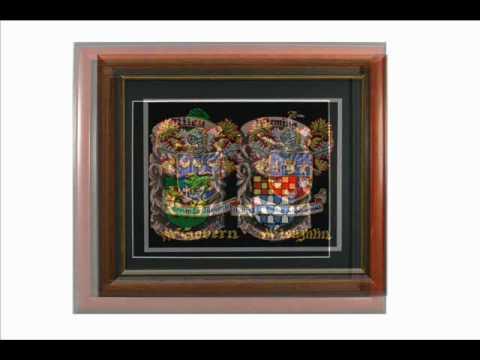 Curran's Heraldry - Irish Heraldic Crests