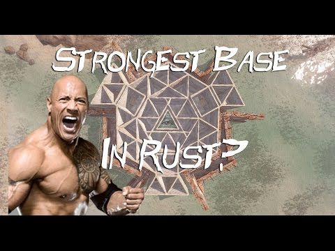 RUST | Pound for Pound Strongest Base in Game?