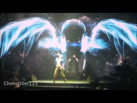 Aaron Kwok De Showy Masquerade World Tour Live In London 2014