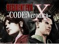 Resident Evil Code Veronica X HD Pelicula Completa Full Movie